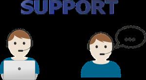 Support des Brokers als Faktor für Qualität