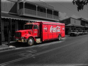 Coke Analyse